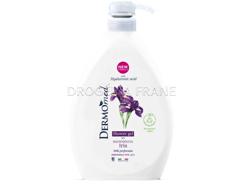dermomed crema na ruky talc and iris 1000 ml