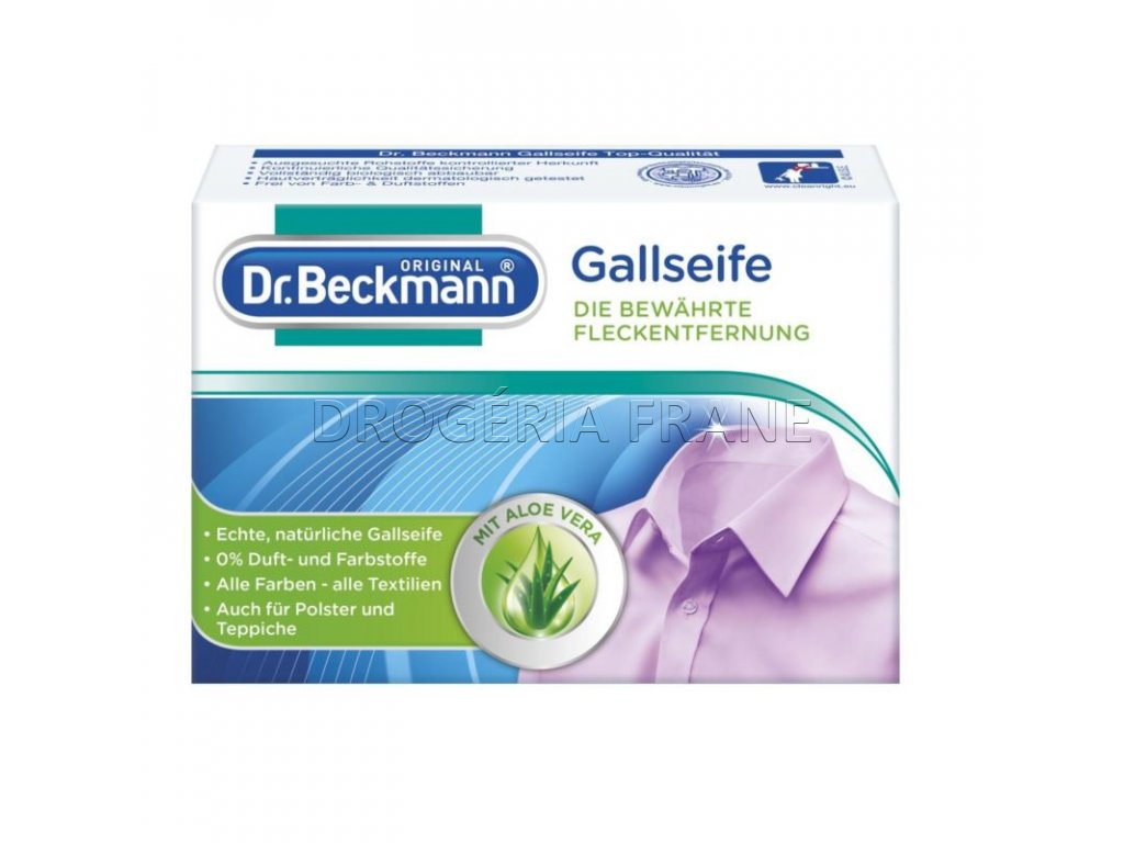 odstranovac skvrn dr beckmann zlcove mydlo 2 100 g