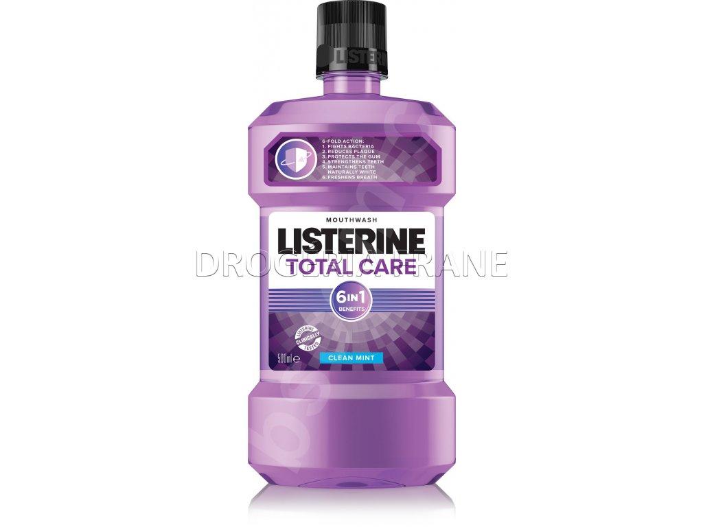 ustna voda listerine total care mouthwash 500 ml
