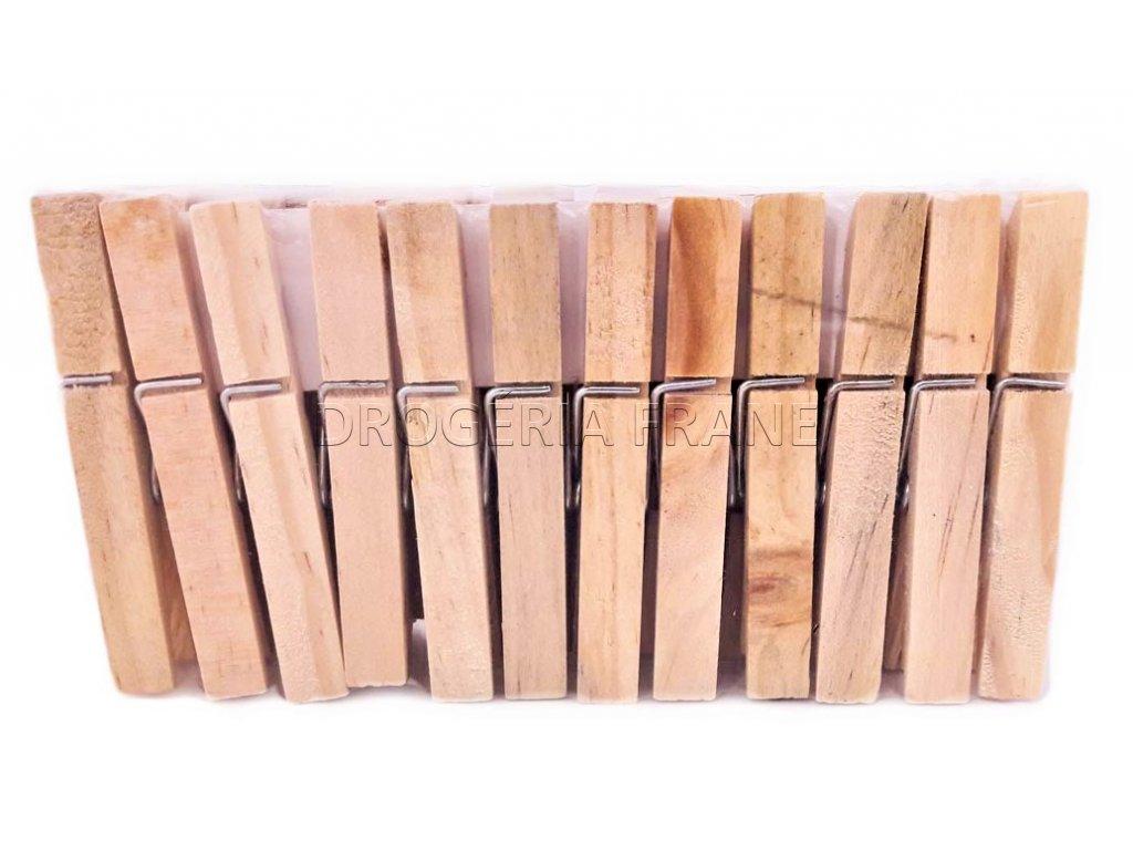stipce na pradlo drevene 20 4 ks