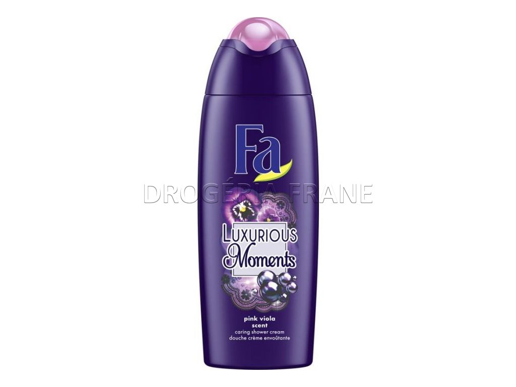 damsky sprchovy gel fa luxurious moments2 250 ml