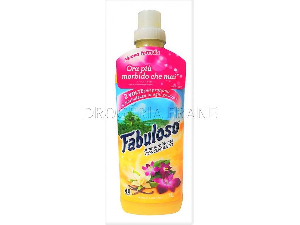 avivaz fabuloso vanilka 1 l 40 prani