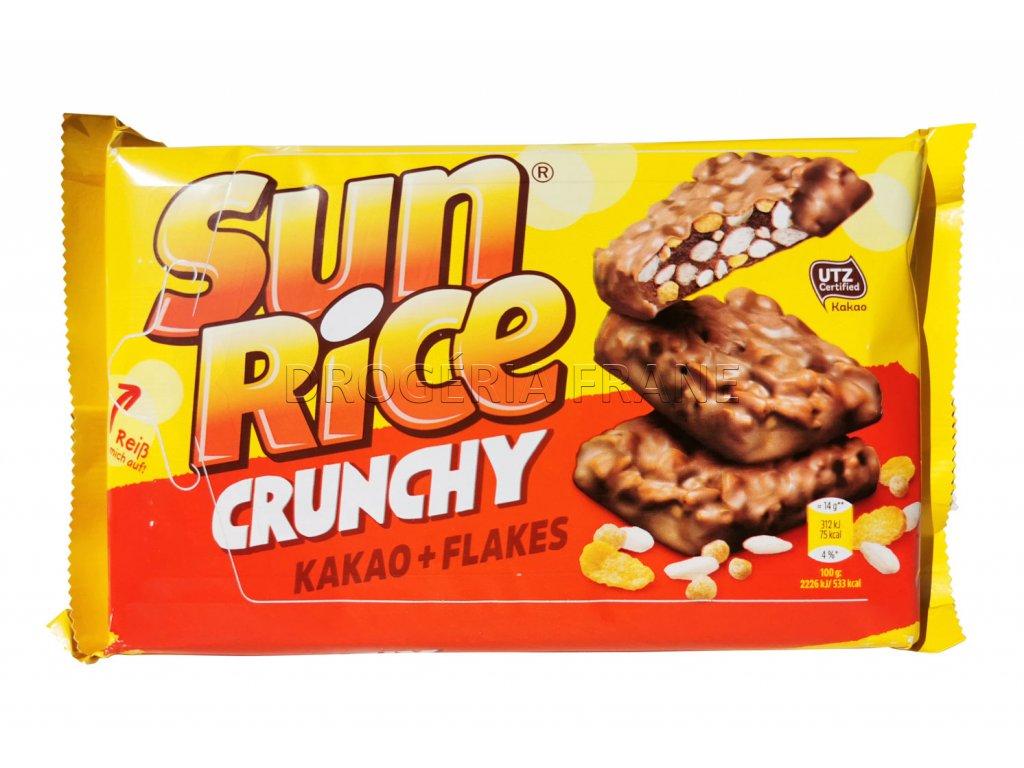 sun rice crunchy happen cokolady 1 200 g