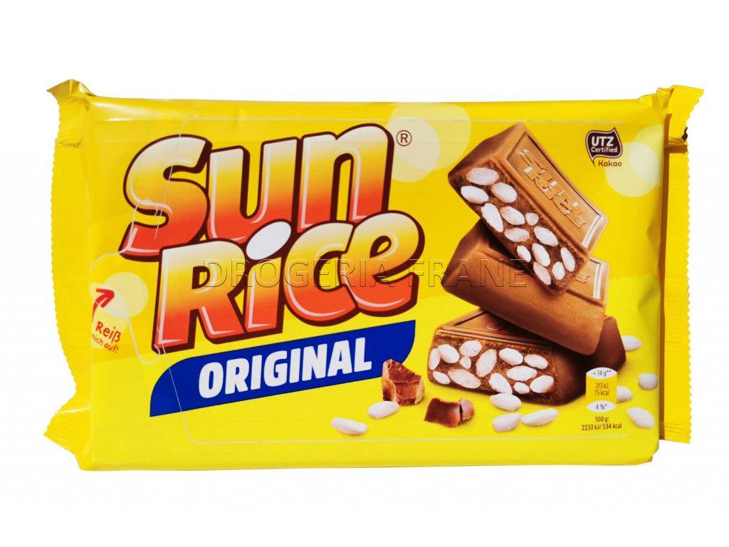 sun rice original schoko happen cokolady 200 g