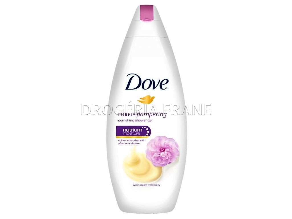 sprchovy gel dove purely pampering 250 ml