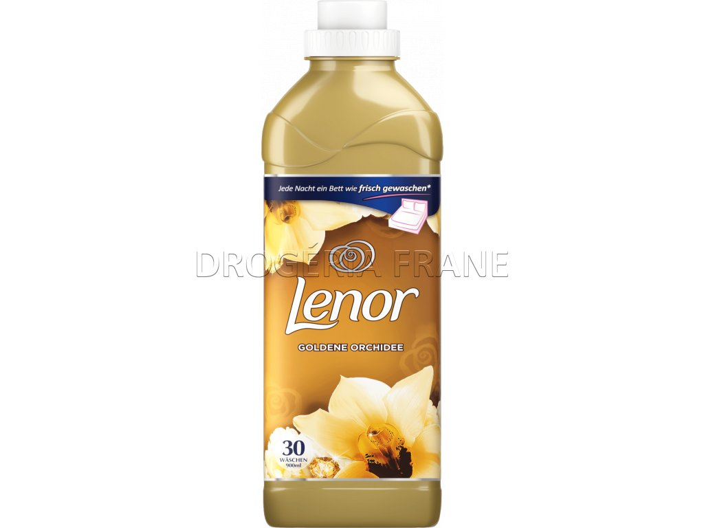 avivaz lenor goldene orchidee zlaty 900 ml 30 prani