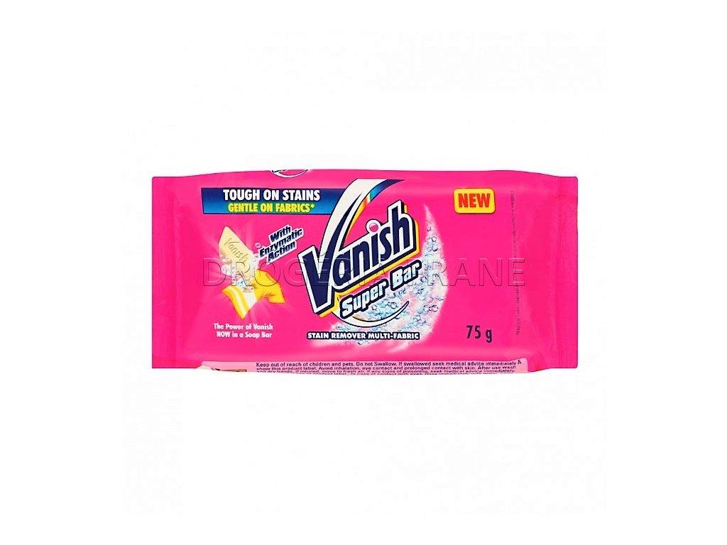 vanish mydlo super bar 75 g