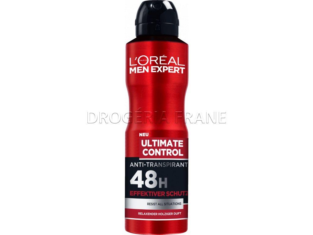 l oreal men expert anti transpirant ultimate control 150 ml