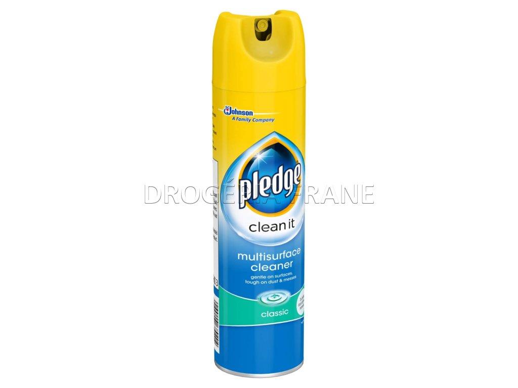 cistiaci prostriedok univerzalny pledge cleanit classic 250 ml