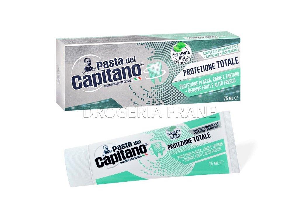 zubna pasta pasta del capitano protezione totale 75 ml