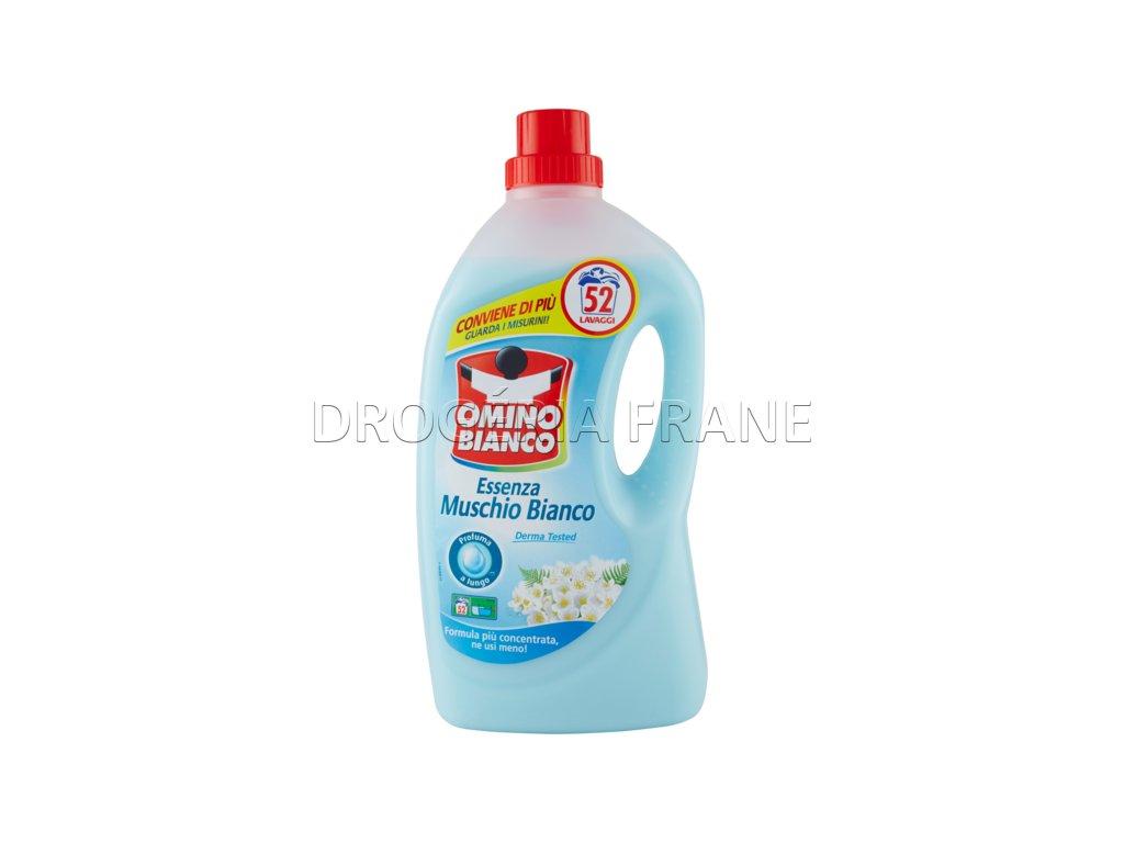 gel na pranie omino bianco nature fresh 2 6 l 52 prani