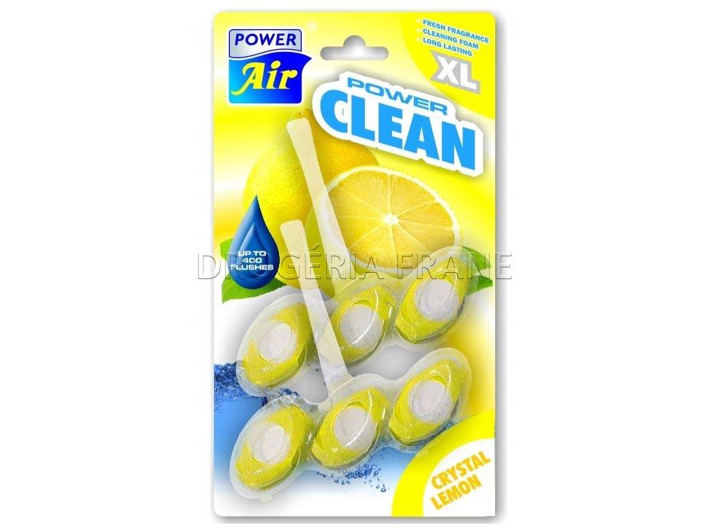 wc zaves power air power clean lemon zlty 2 x 51 g