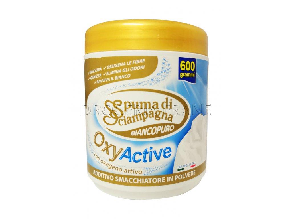 odstranovac skvrn spuma di sciampagna oxy active 600 g
