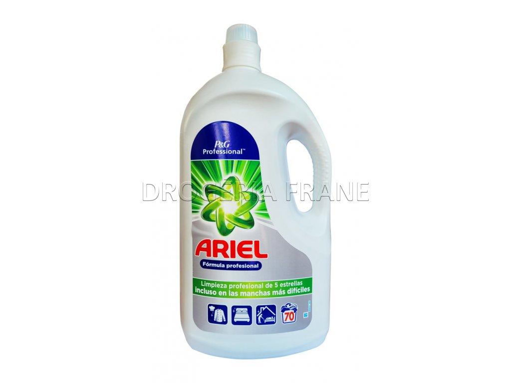 gel na pranie ariel professional gel 3 85 l 70 prani