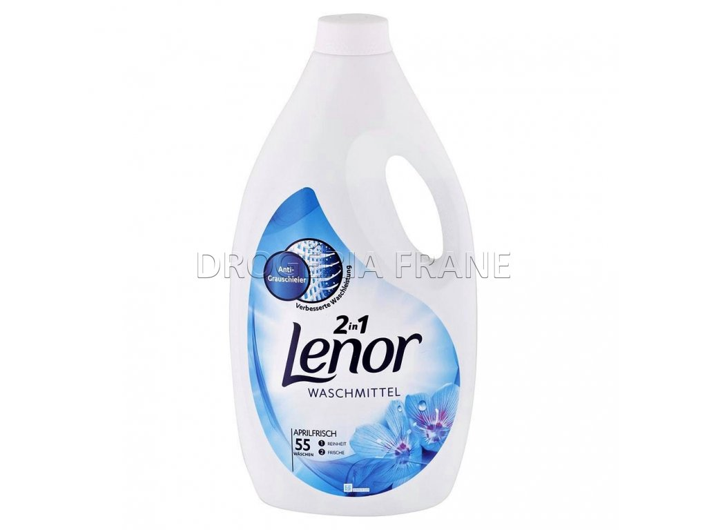 lenor gel 55 prani