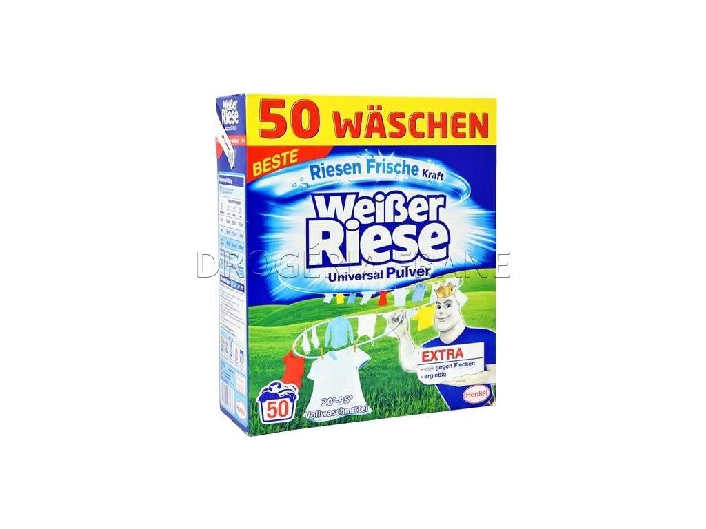 prasok na pranie weisser riese universal pulver 2 75 kg 50 prani