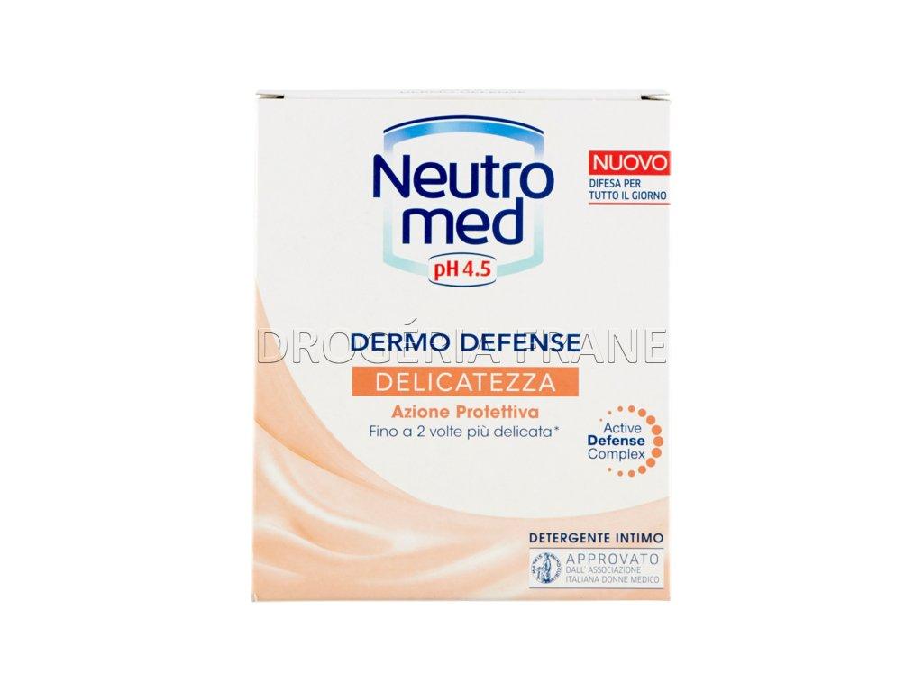 neutromed intimne mydlo delicatezza pre zeny v produktivnom veku 200 ml