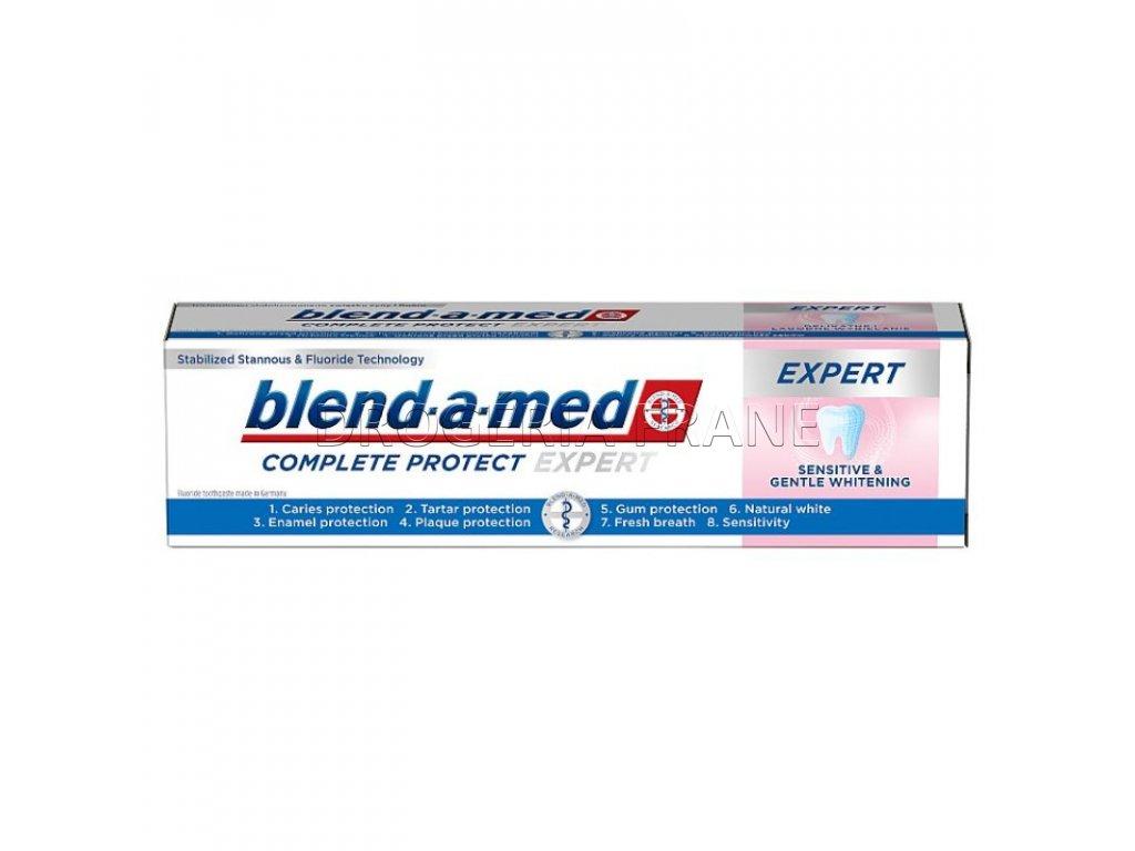 zubna pasta blend a med complete protect expert sensitive 75 ml