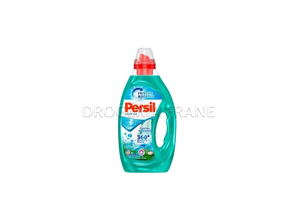 gel na pranie persil color frischer wasserfall siezi vodopad 1 25 l 25 prani