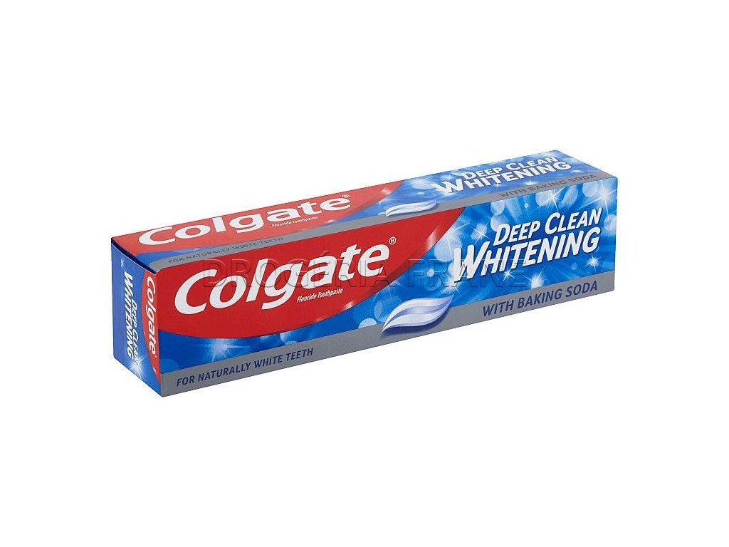 zubna pasta colgate deep clean whitening 100 ml