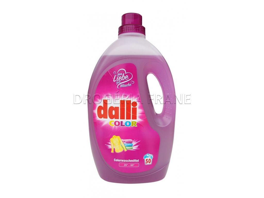 gel na pranie dalli color 2 75 l 50 prani