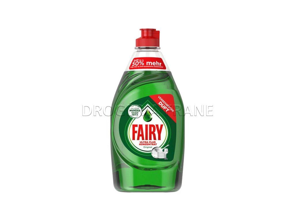 cistiaci prostriedok na umyvanie riadu fairy original0 450 ml