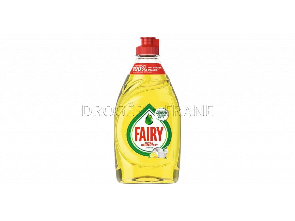 cistiaci prostriedok na umyvanie riadu fairy citron 450 ml