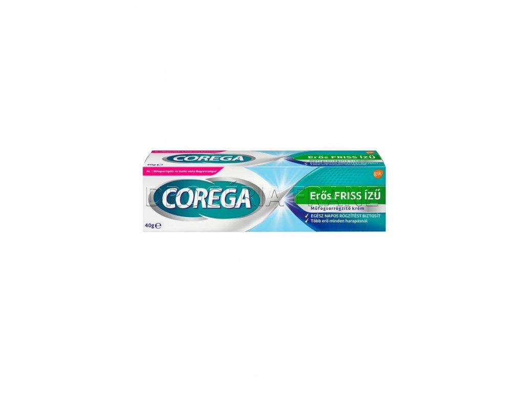 corega ultra haftcreme frisch fixacny krem na zubne nahrady 40 g