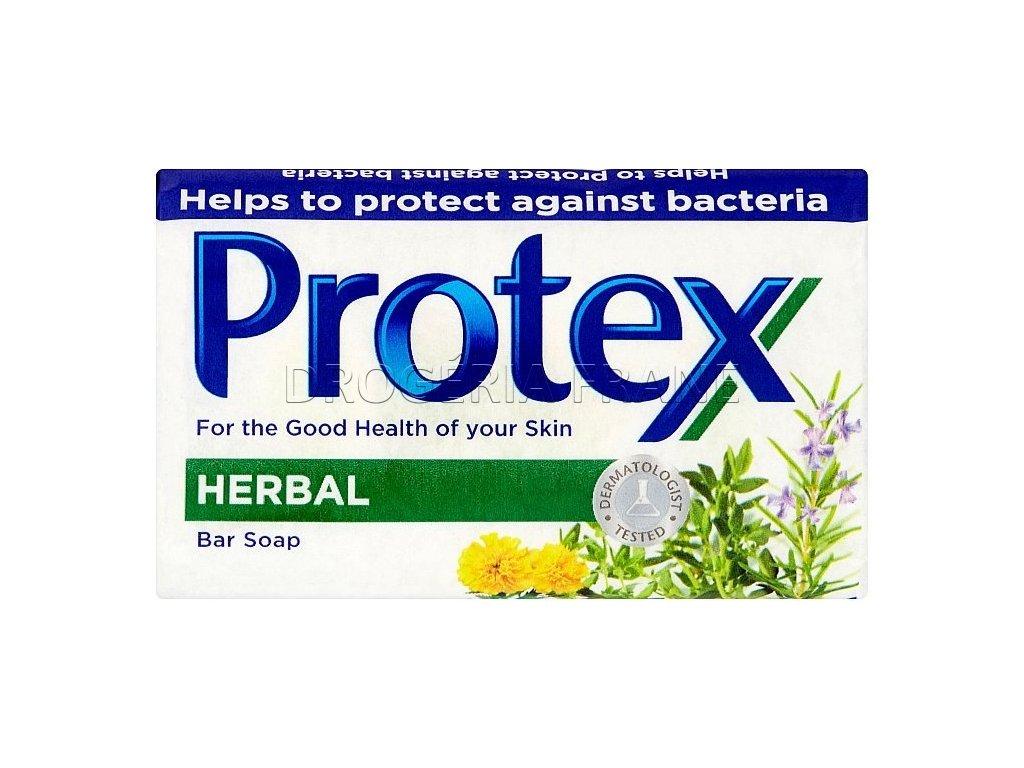 protex antibakterialne toaletne mydlo herbal 90 g