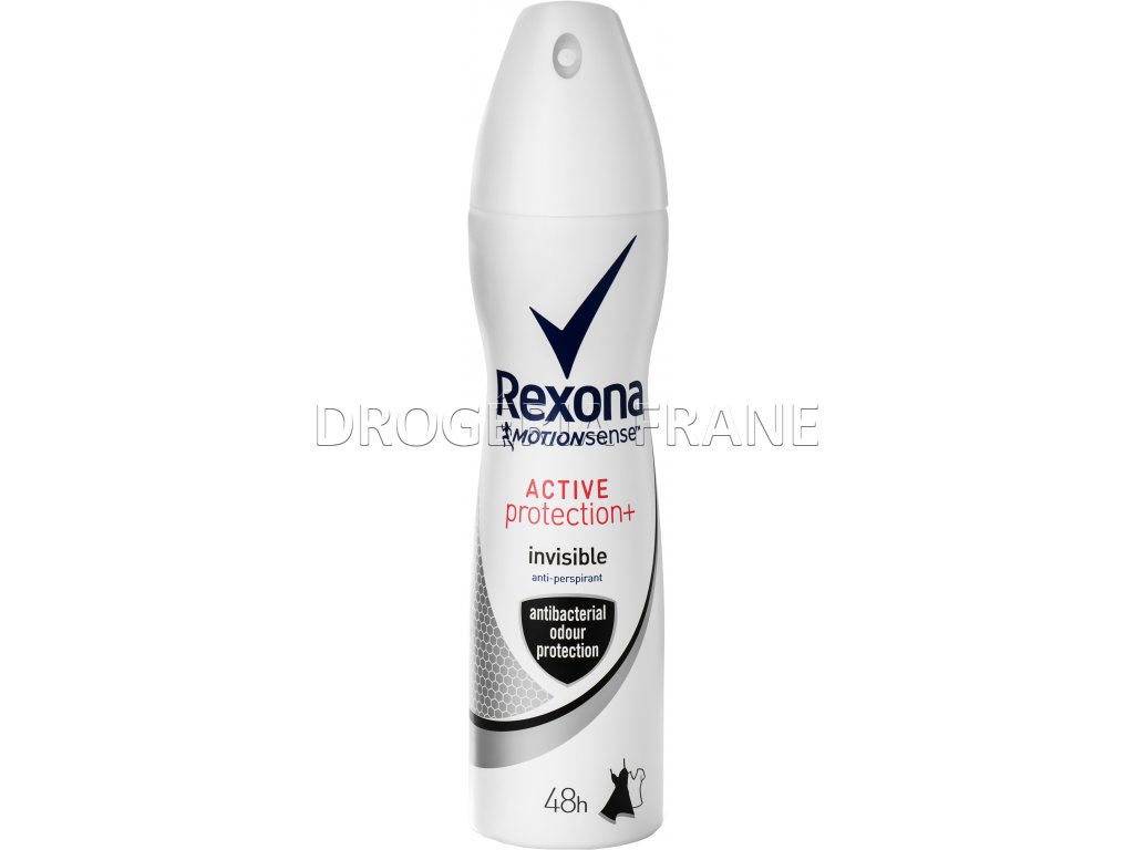 damsky anti perspirant rexona aktive protection invisible antibakterial 150 ml