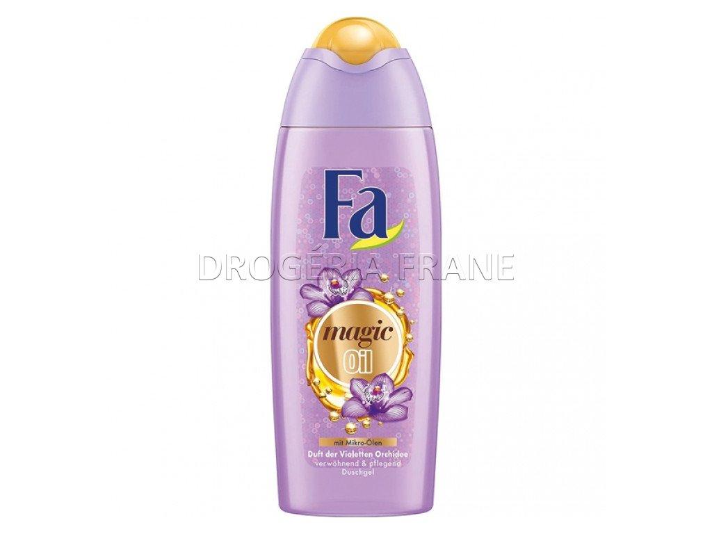 damsky sprchovy gel fa magic oil 250 ml