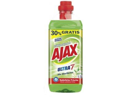 ajax ultra 7 cistiaci prostriedok na podlahy konvalinka 1 3 l