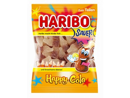 haribo happy cola zele cukriky 200 g