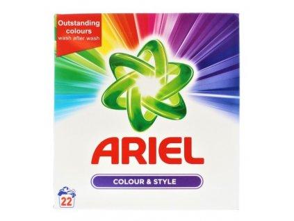 prasok na pranie ariel colour style 1 430 kg 22 prani