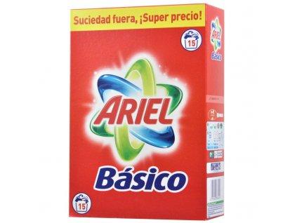 prasok na pranie ariel basico 975 g 15 prani