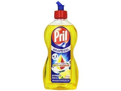 cistiaci prostriedok na rucne umyvanie riadu pril citron 500 ml