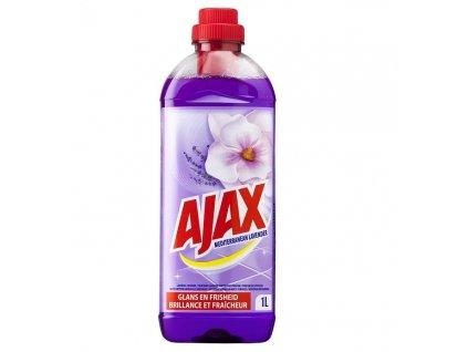 ajax cistiaci prostriedok na podlahy lavender 1 0 l