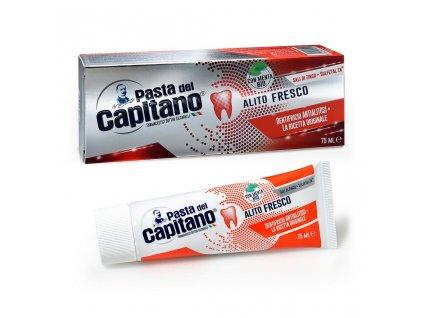 zubna pasta pasta del capitano alito fresco 75 ml