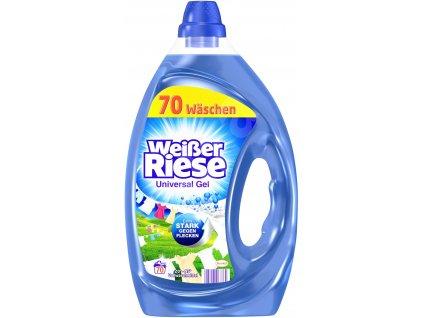 gel na pranie weisser riese universal 3 5 l 70 prani