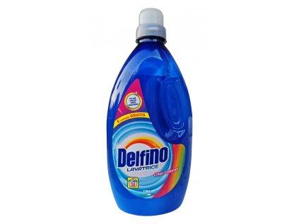 gel na pranie delfino lavatrice capi colorati 1 750 l 38 prani
