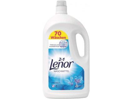 gel na pranie lenor color 2 v 1 aprilfrish 3 575 l 65 prani
