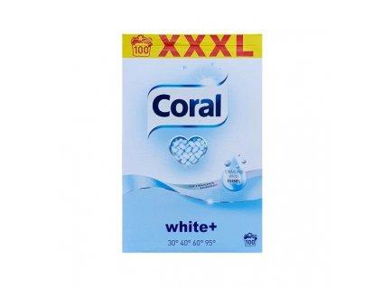 coral white + 100 prani 7 kg