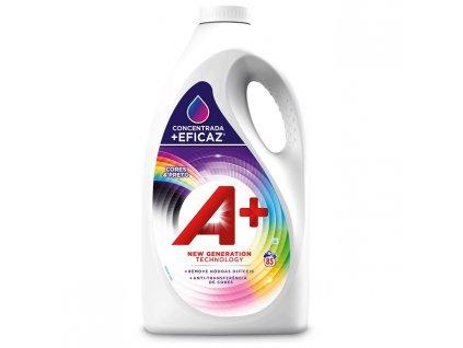 gel na pranie a color 4 25 l 85 prani