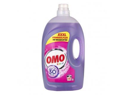 gel na pranie omo kleur color 5 l 100 prani