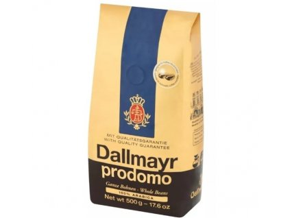 dallmayr prodomo zrnkova kava 500 g