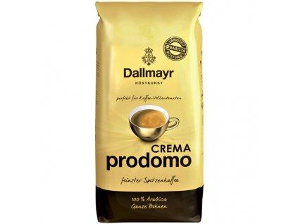 dallmayr crema prodomo zrnkova kava 1 kg