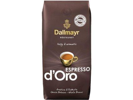 dallmayr espresso d oro zrnkova kava 1 kg