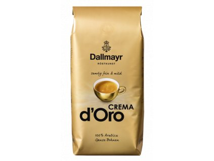 dallmayr crema d oro zrnkova kava 1 kg,