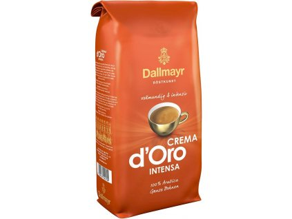 dallmayr crema d oro intensa zrnkova kava 1 kg