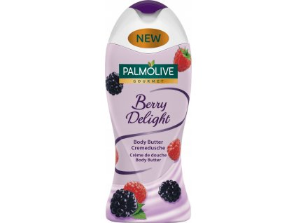 palmolive sprchovy gel berry delight 250 ml